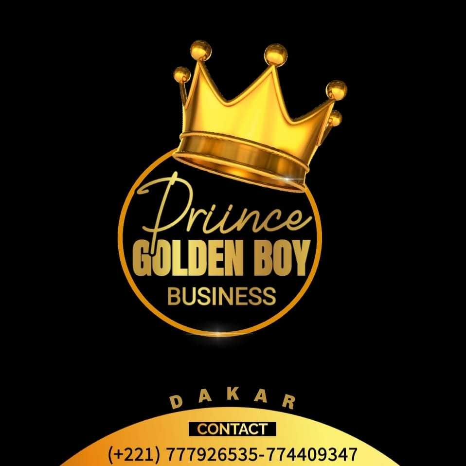 Prince Golden Boy Business Profile Picture